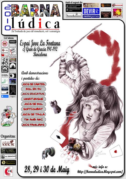 Barnaludica 2010 - 28 al 30 de mayo